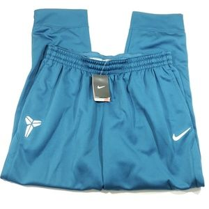 Nike mens jogger style blue white pants size 3xl